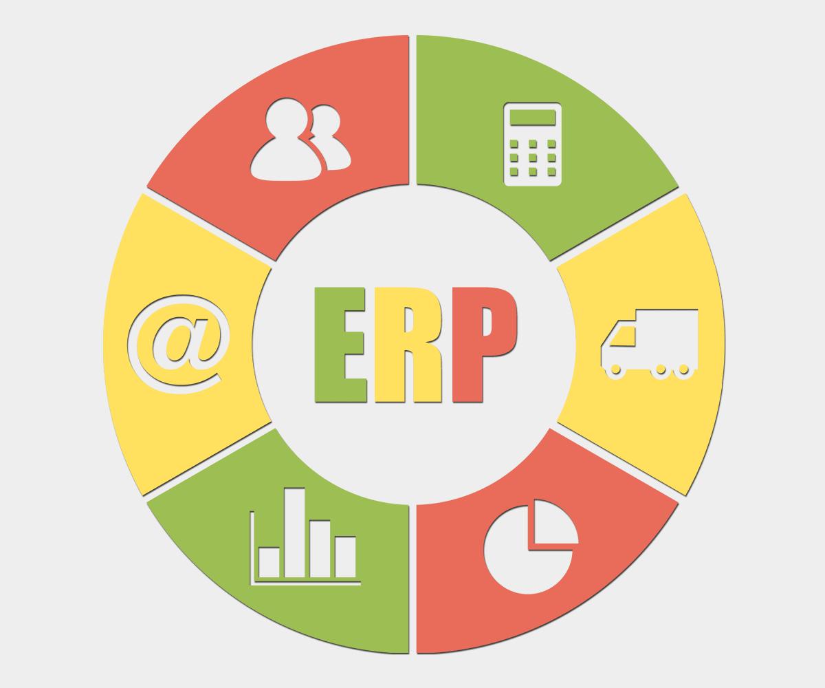 سیستم مدیریت منابع سازمانی(ERP)