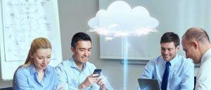 سیستم مدیریت منابع سازمانی(ERP) به فضای ابری